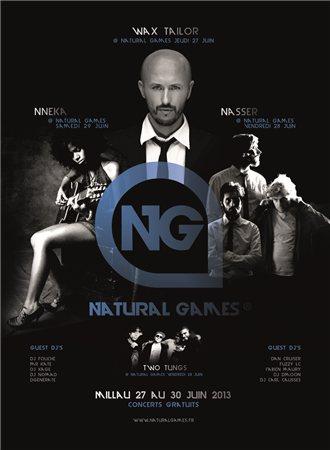 Natural Games